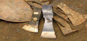 Metall-Auer, Stahlbau, Hammerschmiede