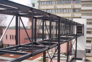 Stahlbau - Stahlkonstruktionen, Sonderkonstruktionen, Metall-Auer