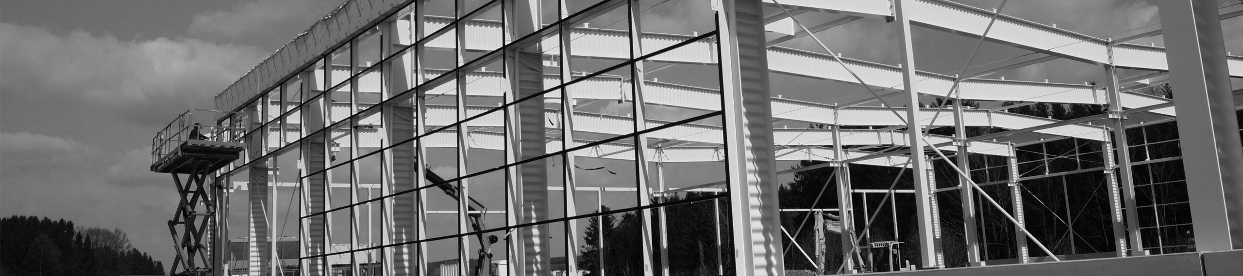 Montage Metall Auer, Montage, Monteure Metall-Auer, Montieren, Metallbau, Stahlbau